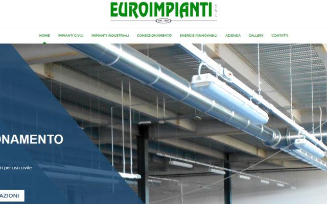 Siti Web Pontedera Pisa - Euroimpianti
