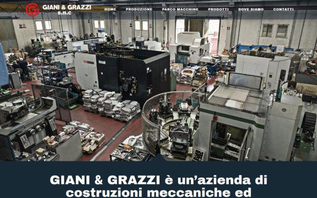 Siti Web San Casciano Firenze - Giani e Grazzi